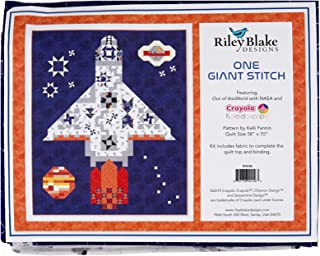 Riley Blake One Giant Stitch Quilt Kit in NASA Licensed Fabrics