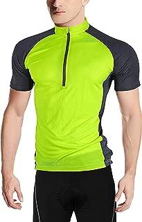 SWISSWELL Kids Boys Cycling Jersey Short Sleeve Mountain Bike Shirts