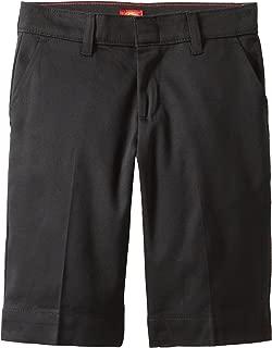 girls khaki bermuda shorts