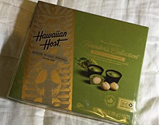 Matcha Green Tea Chocolate Covered Macadamias