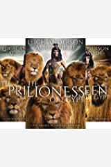 The Shifters of Africa A Reverse Harem (3 Book Series) Kindle Edition