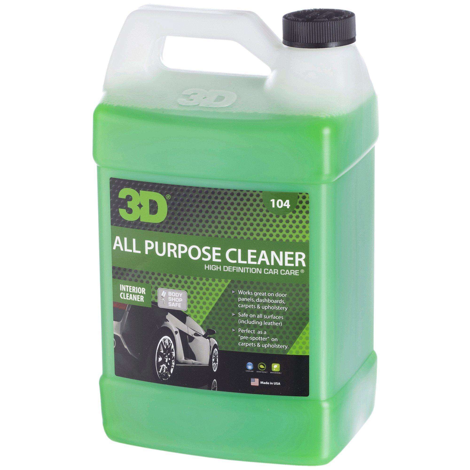 3D Purpose Cleaner Biodegradable Environmentally