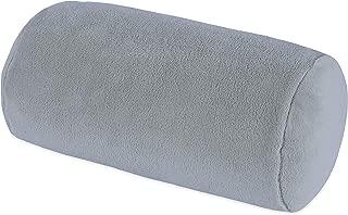 cylindrical throw pillows