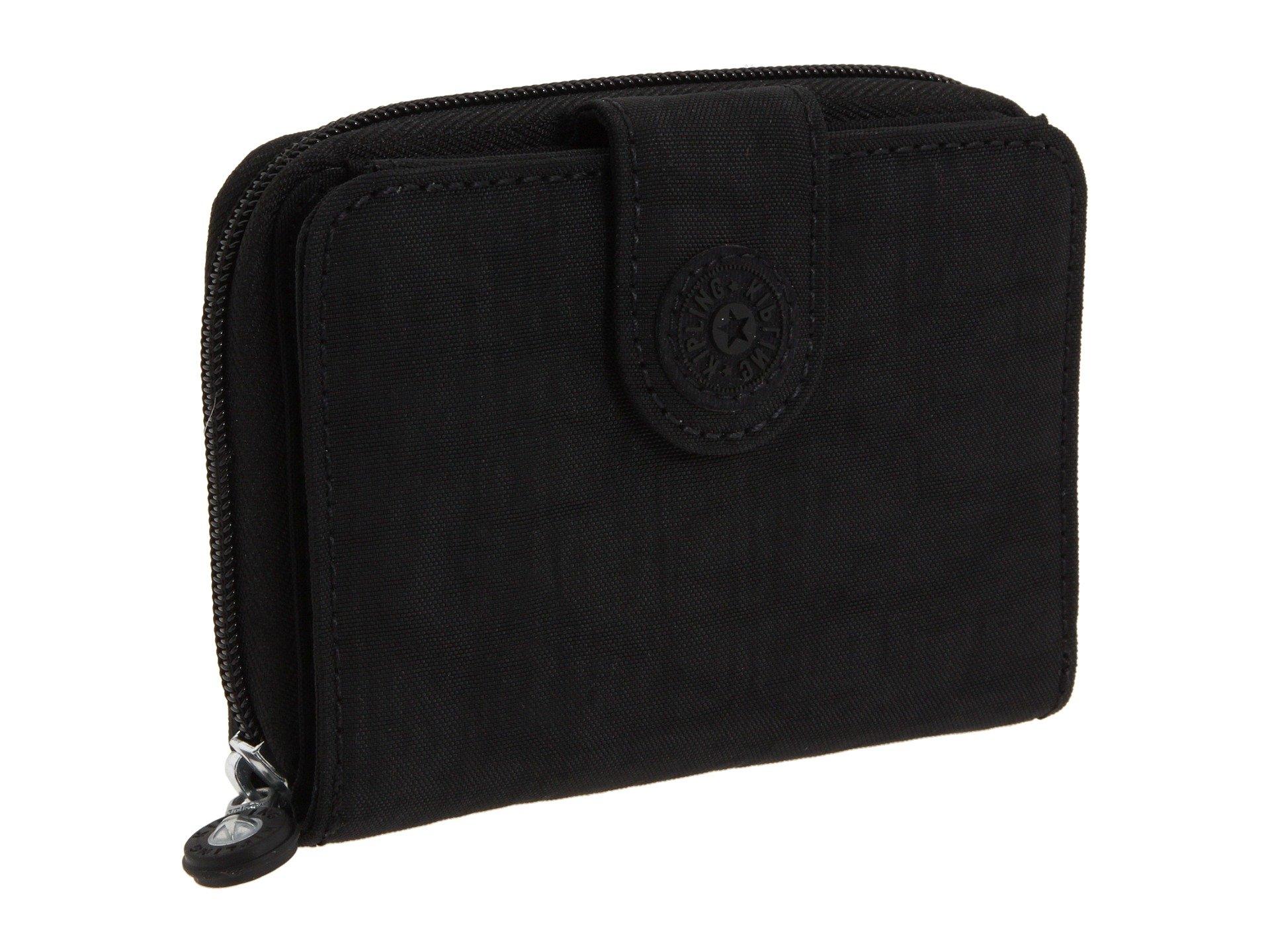 Wallet Kipling Black New Deluxe Money qppTAtwB