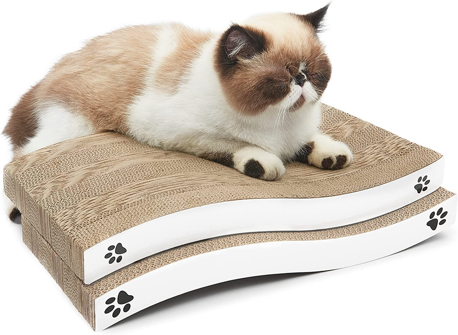 Conlun Cat Scratcher Scratching Animer and price revision Pad Scratch with T Different Mesa Mall