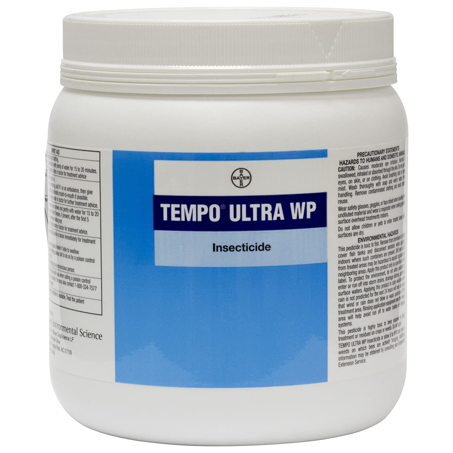 Tempo Ultra WP Contact lbs 国産品 Insecticide 税込 3