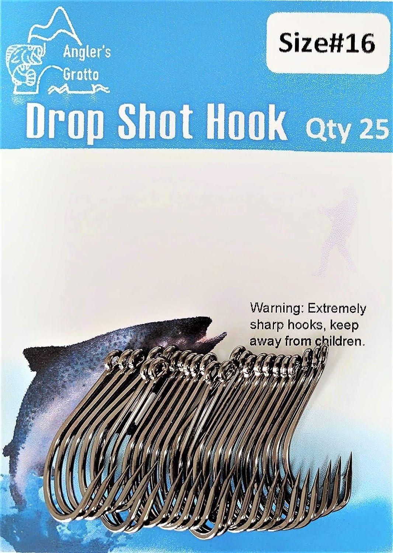 Buy Angler's Grotto Drop Shot/Split Shot Hook   20/20 Count Per ...