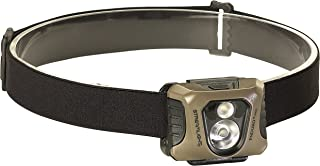 Streamlight 61425 Enduro Pro Headlamp with Alkaline Batteries, Headstrap White/Green LEDs Clamshell Coyote