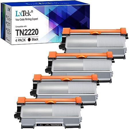 Uniwork TN2220 TN2010 Toner Cartridges Compatible with Brother TN-2220 TN-2010 for Brother DCP-7055 MFC-7460DN MFC-7360N HL-2130 HL-2240 HL-2240D HL-2250DN HL-2270DW DCP-7060D 7070DW FAX-2840,2 Black
