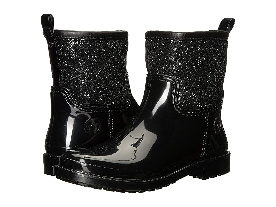 MICHAEL Michael Kors Blakely Rain Boot (Black 2) Women