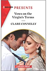 Vows on the Virgin's Terms: An Uplifting International Romance (Cinderella Sisters) マスマーケット