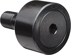McGill CF1 1/2SB Cam Follower, Standard Stud, Sealed/Hex Hole, Inch, Steel, 1-1/2