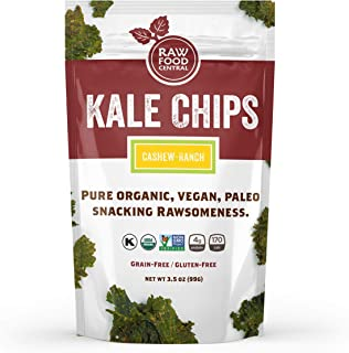 raw food chips