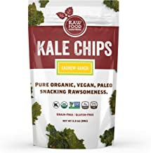 Best raw food kale chips Reviews