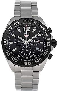 TAG Heuer - Formula CAZ1010.BA0842 - Cronógrafo (mecanismo de cuarzo, acero inoxidable), color negro
