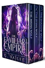 The Familiar Empire: Reverse Harem Shifter Romance (English Edition) Format Kindle
