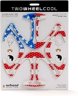 トゥー・ホイール・クール(TWO WHEEL COOL) ヘルメット用ベンチレーションライナー エアーヘッド イージー・ライダー インナー