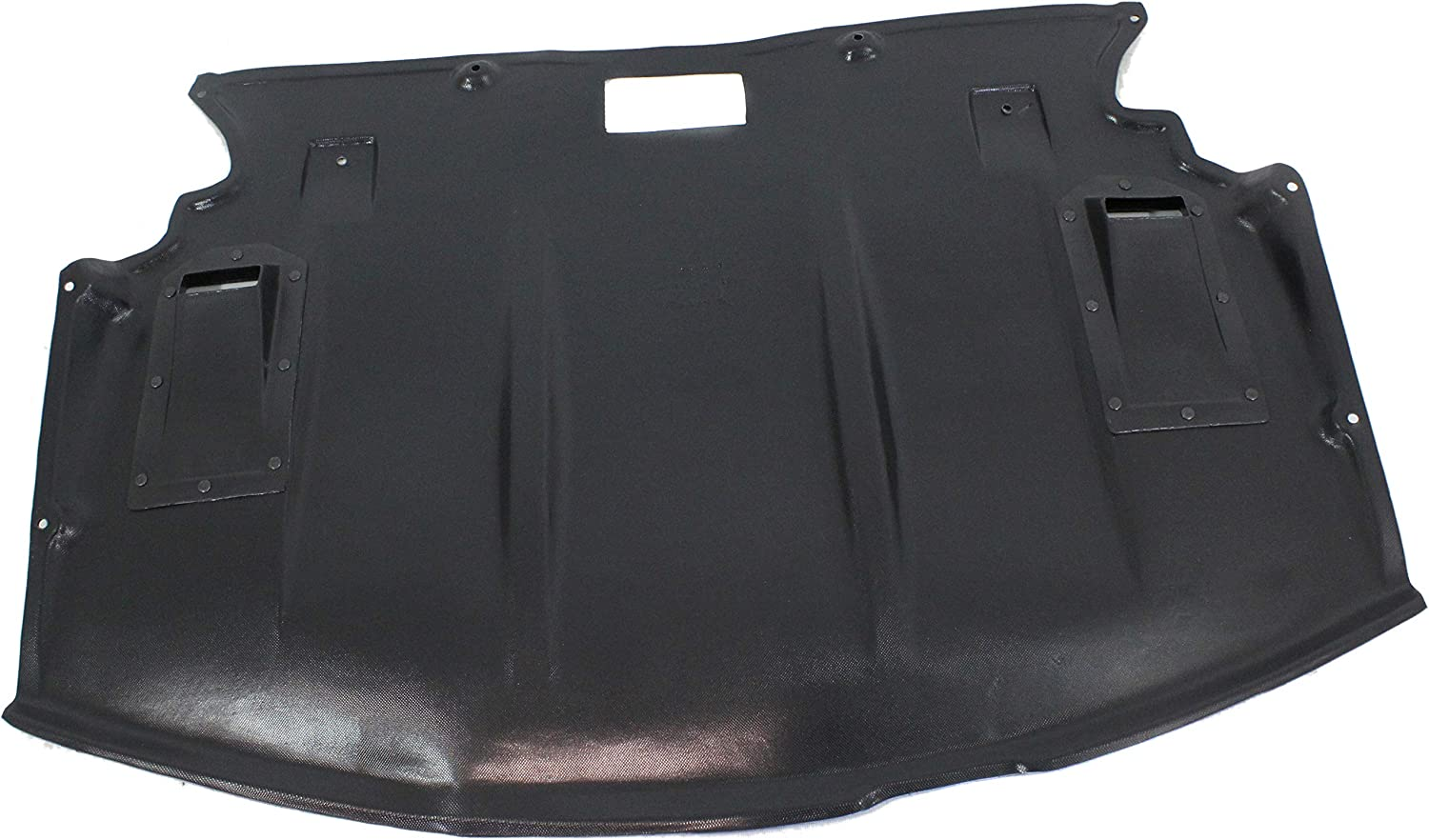 Garage-Pro Oakland Mall Center Engine New product! New type Splash Shield BMW 2008-201 for 5-SERIES