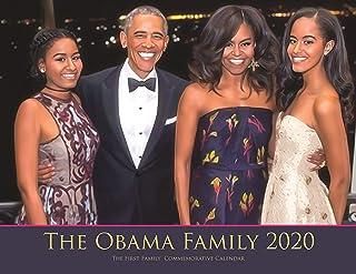The Obama Family 2020