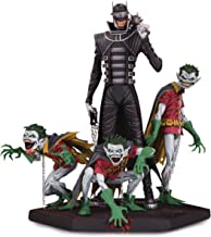 DC Collectibles Dark Nights Metal: The Batman Who Laughs & Robin Minions Deluxe Statue