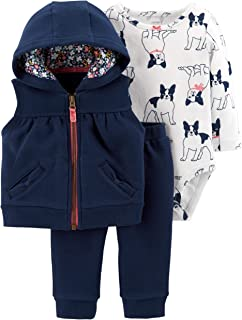 Baby Girls' Vest Sets