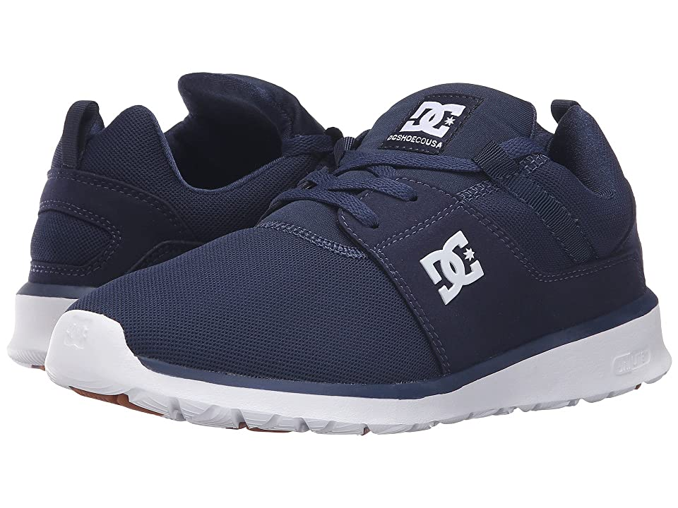 DC Heathrow (Navy) Skate Shoes
