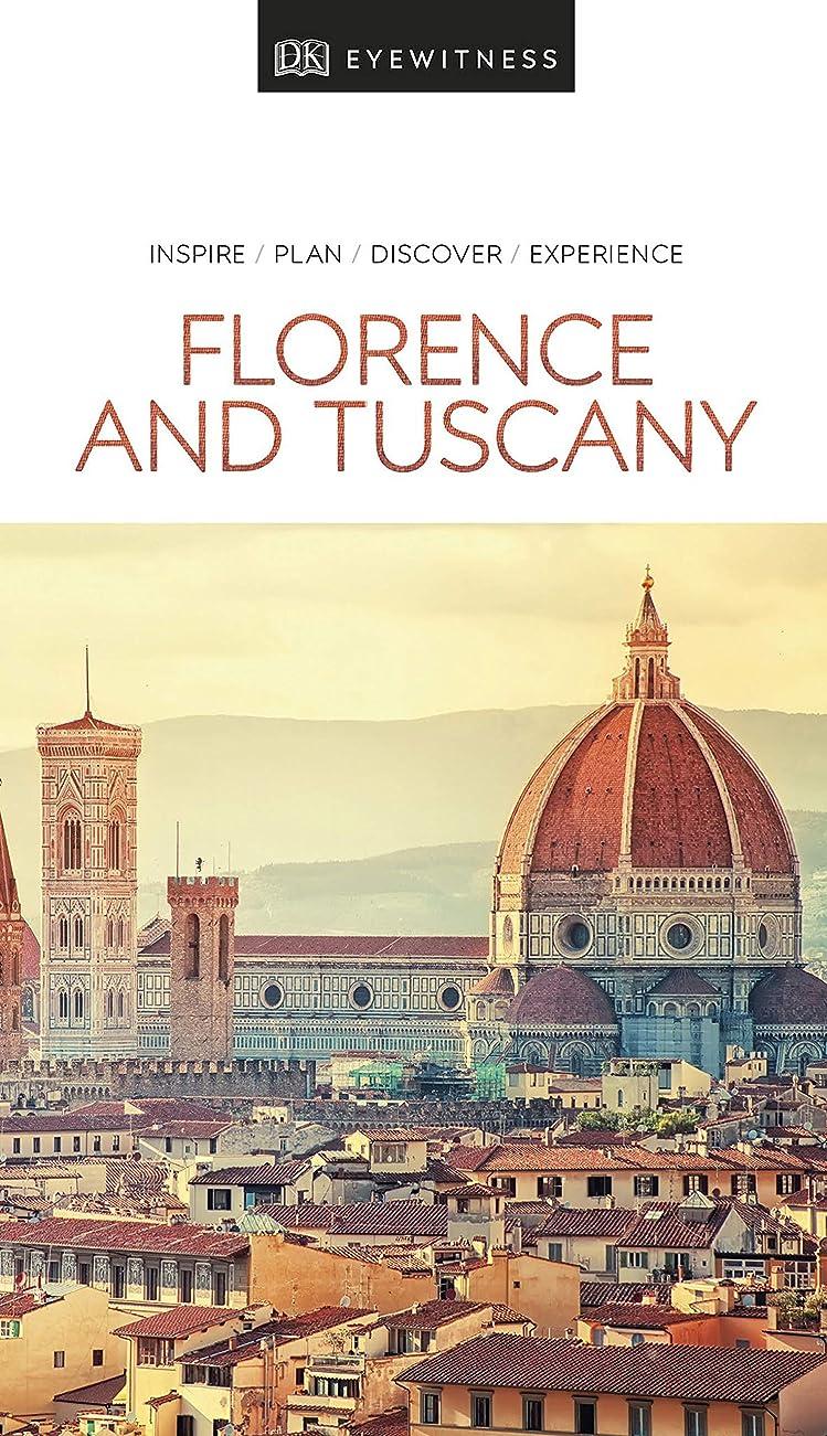 深さ誰が鉛筆DK Eyewitness Florence and Tuscany (Travel Guide) (English Edition)