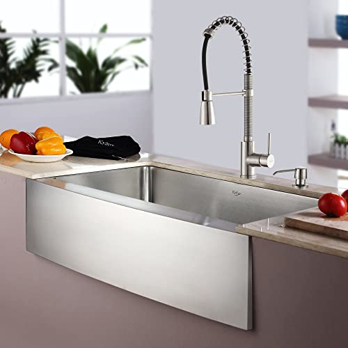 Farmhouse Sink Stainless Steel: Amazon.com
