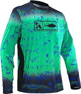fishing performance clothing