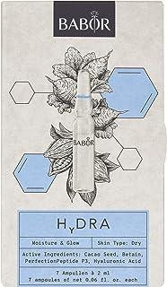 BABOR AMPOULE CONCENTRATES HYDRA, gelimiteerde Ed. 2021, met hyaluronzuur, extra vocht en meer uitstraling, tegen drooghei...