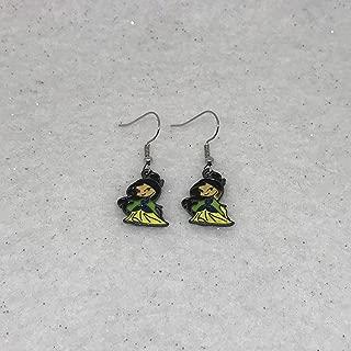 Disney Inspired Mulan Earrings