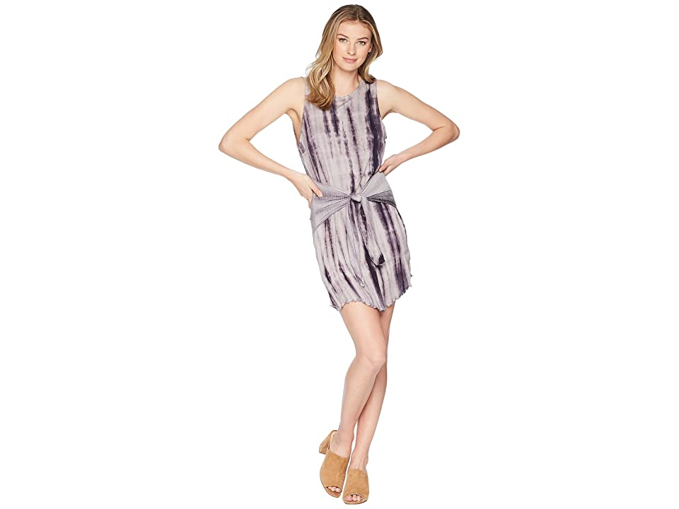 Lucy Love Wrap It Up Dress (Carbon) Women
