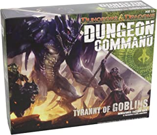 dungeon command tyranny of goblins miniatures