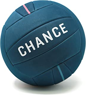 Chance Soft Volleyball - Waterproof Indoor/Outdoor Volleyball for Pool, Beach Volleyball & Indoor Volleyball Ball Play. Recreational Training Ball for All Ages (Size 5)