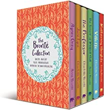 The Bronte Collection: Deluxe 6-Volume Box Set Edition (Arcturus Collector's Classics)