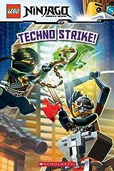 Techno Strike! (LEGO Ninjago: Reader) (LEGO Ninjago Reader Book 9) Kindle Edition