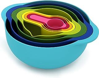 Joseph & Joseph NESTM018CB Nest 5 Preparation Bowl Set Multicolore