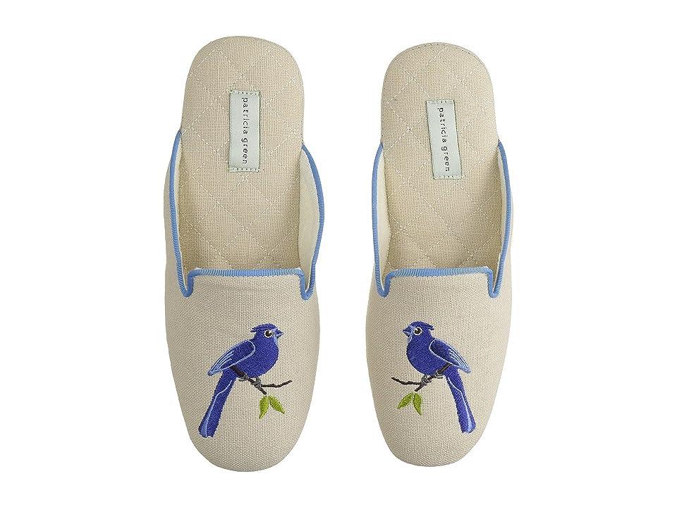 Patricia Green Bluebird (Linen Blue) Women