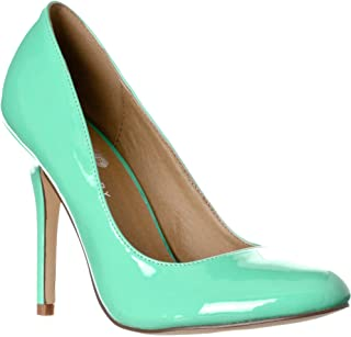 Best mint green patent shoes Reviews