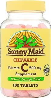 Best sunny maid vitamin c Reviews