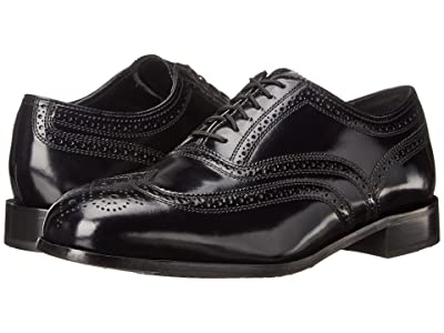 Florsheim Lexington Wingtip Oxford (Black Legacy) Men