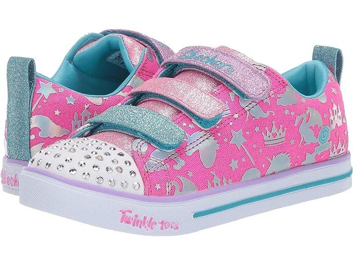 SKECHERS KIDS Twinkle Toes Sparkle Lite