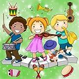 Musik Spiele für Kleinkinder und Kinder : Musikinstrumente entdecken und ihre Geräusche !
