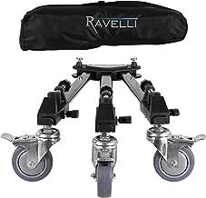 Ravelli ATD Tripod Dolly for Camera Photo Lighting