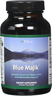 E3Live Blue Majik Powder, 50 Gram