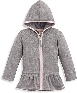Burt's Bees Baby Unisex-Baby Sweatshirt, Zip-up Hoodies & Pullover Sweaters