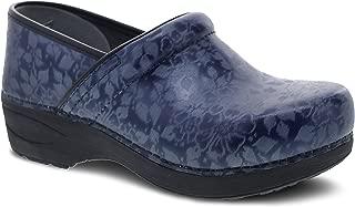 navy blue dansko clogs