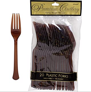 Amscan Party Supplies One Size Brown 8000111