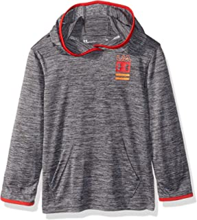 Under Armour Boys' Pull Over Hoody with Pocket