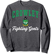 Crowley High School Fighting Gents Sweatshirt C3